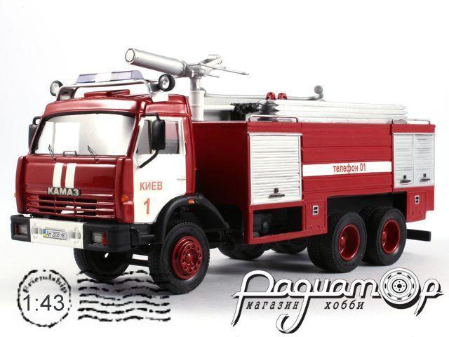 КамАЗ-53229 АВ-40 (1999) 3-20