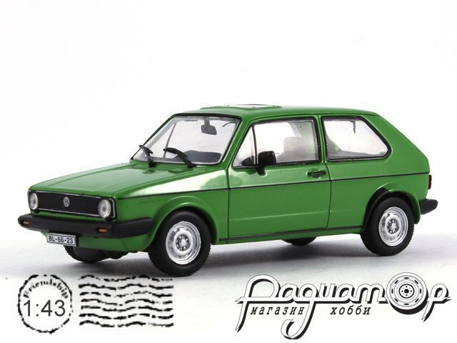 Retroautok №87, Volkswagen Golf I (1974)