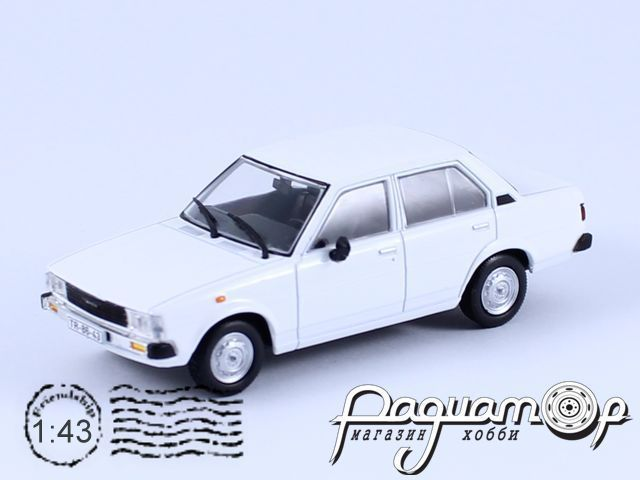 Retroautok №89, Toyota Corolla E70 (1987)