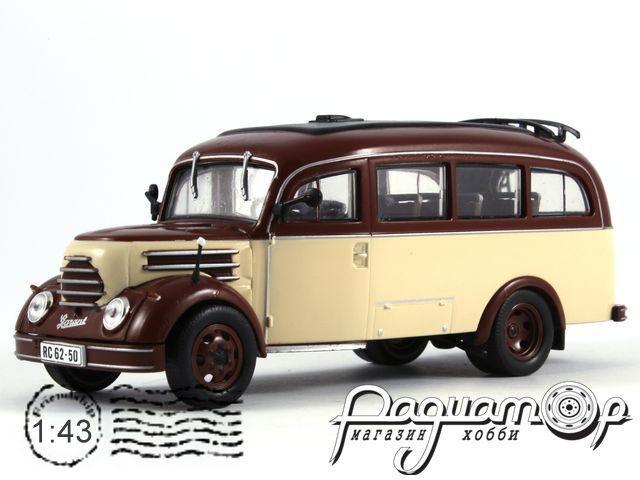 Robur Garant 30K VW/B 18 (1956) CH167402 (V)