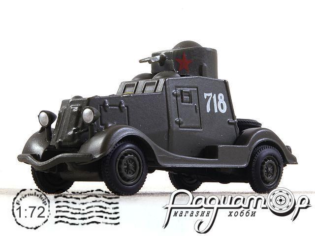 Русские танки №56, ФАИ (1938) (I)