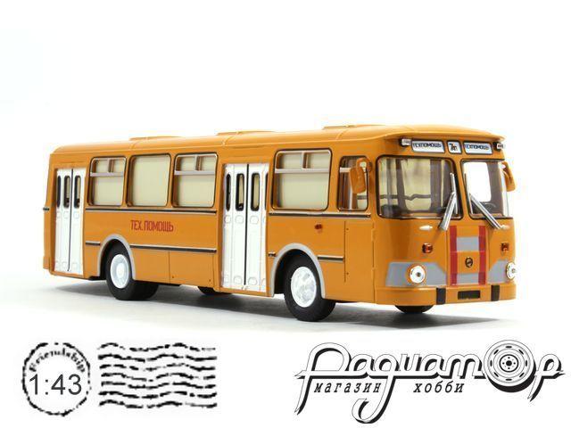 ЛИАЗ-677М техпомощь (1986) 69000786
