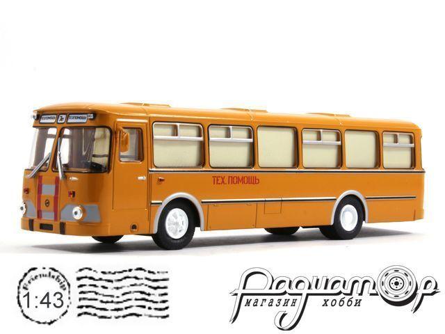 fox автобус фото