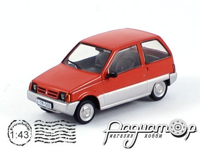 Masini de Legenda №35, Dacia 500 «Lastun» (1988) (ML)