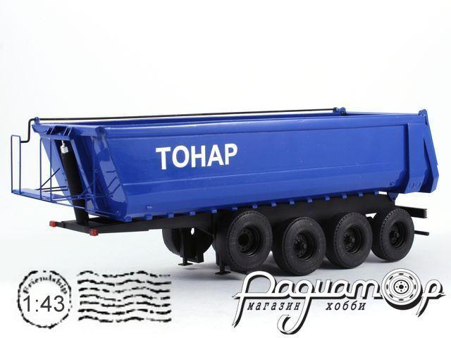 Полуприцеп-самосвал Тонар-9523 (2010) 16-26B