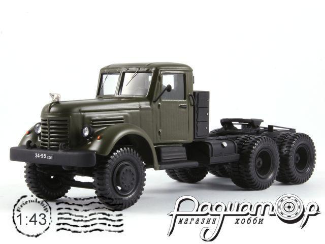 ЯАЗ-210Д седельный тягач (1952) K210-2A