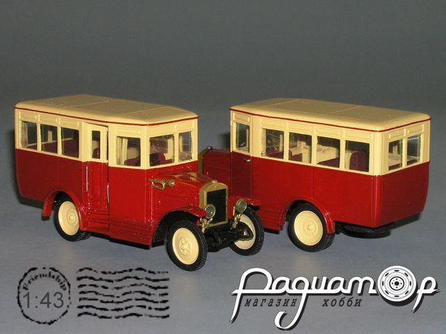 АМО-Ф-15 автобус (1927) РZ-15