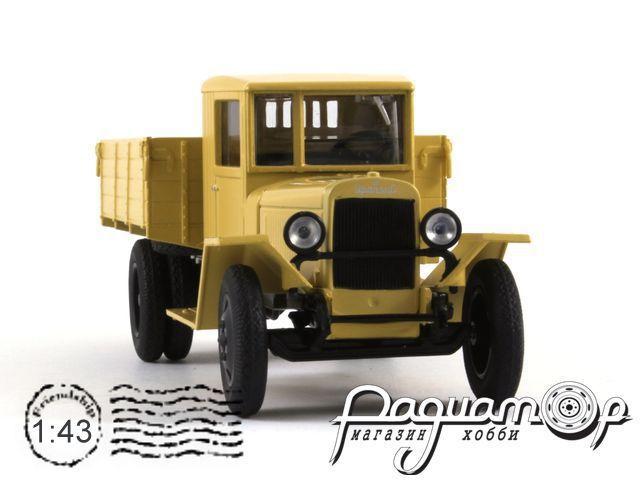 УралЗиС-5В бортовой (1944) H267-B