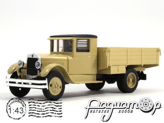 ЗиС-5 бортовой (1933) H265-Y