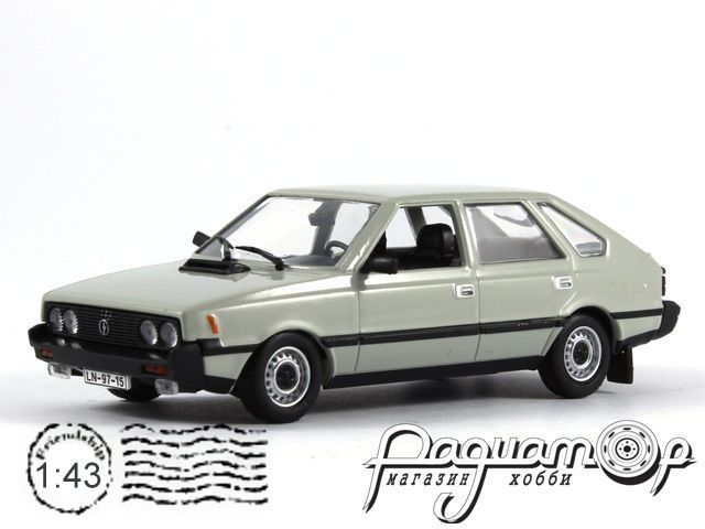 Retroautok №84, FSO Polonez MR87 (1987)