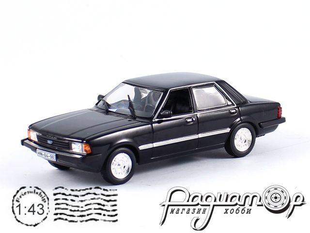 Retroautok №83, Ford Taunus MKIII (1979)