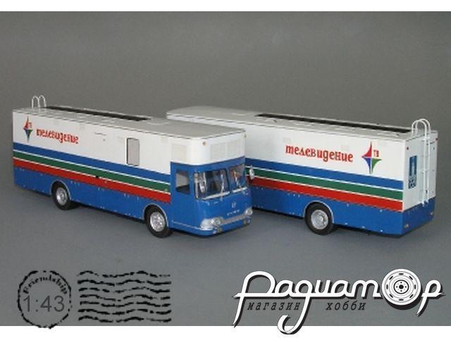 ЛиАЗ-5932 ПТС-ЦТ «Магнолия» (1974) V3-60.2