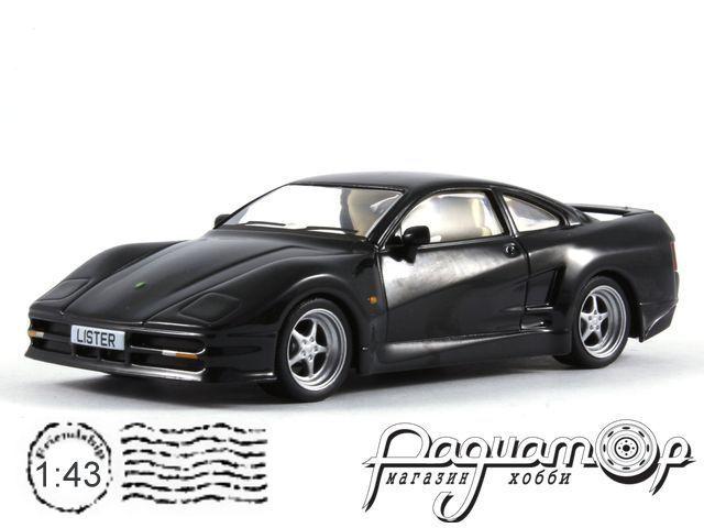 Суперкары №46, Lister Storm GTL (1999)
