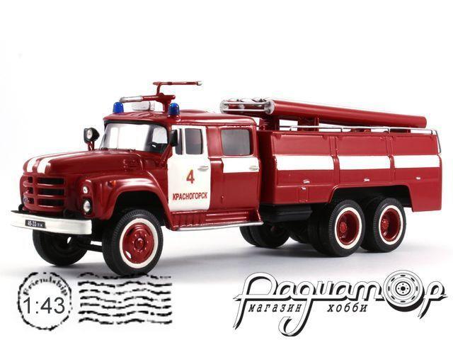 ЗиЛ-133ГЯ АЦ-40 пожарный (1980) 6-131
