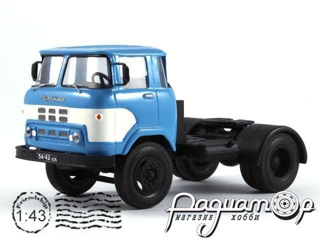 КАЗ-608 седельный тягач (1962) K608-1