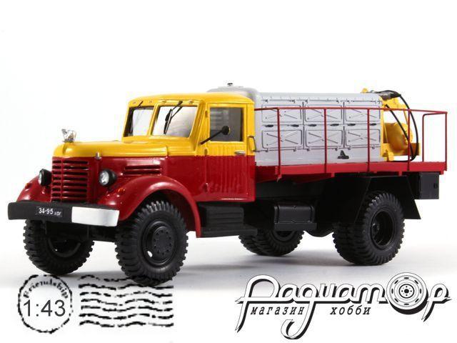 ЯАЗ-210 ПКС компрессор (1951) K210-3B