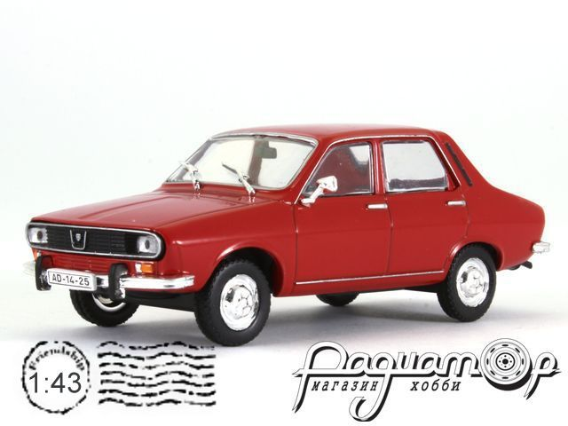 Retroautok №86, Dacia 1300 (1969)