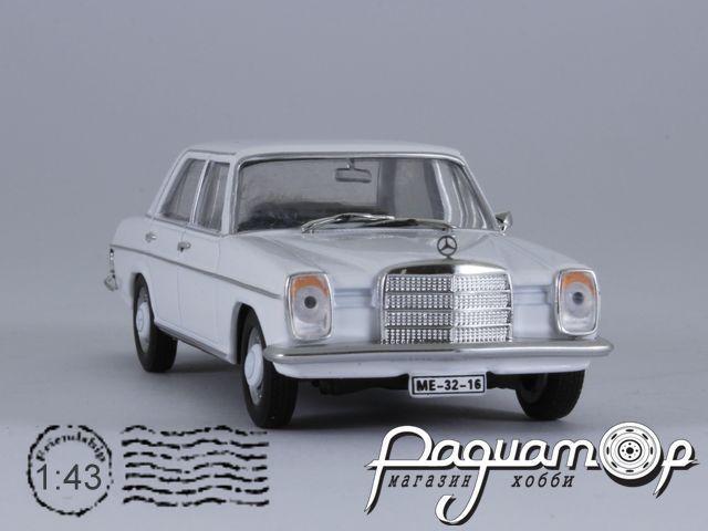 Retroautok №90, Mercedes-Benz W115 (1968)