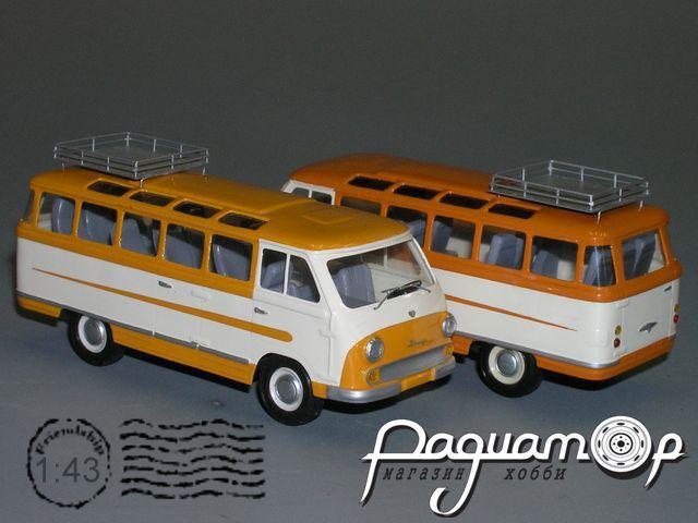 РАФ-977Е с багажником (1962) V2-56.1