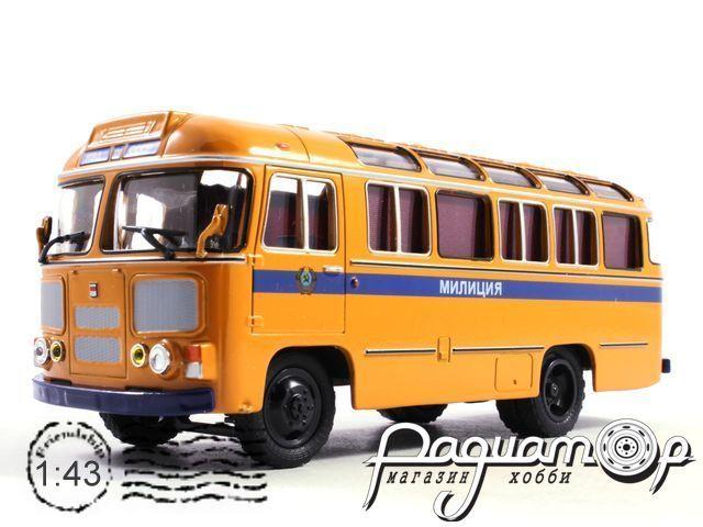 ПАЗ-672М Милиция (1982) 6900078110004
