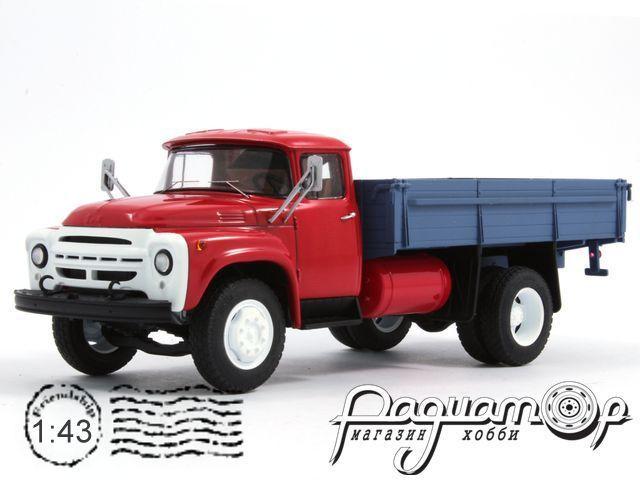 ЗиЛ-138 газобалонный (1962) SSM1043