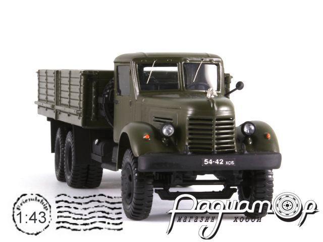 ЯАЗ-210 бортовой (1951) 5-1-1B