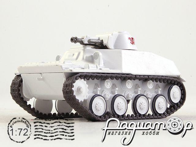 Русские танки №41, Т-40 (1939)