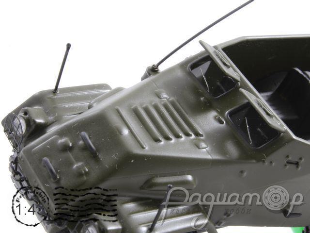 БТР-40 открытый (1950) 9-1-1