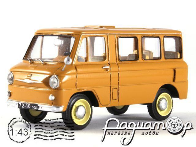 ЗАЗ-970В «Целина» пассажирский (1962) 1-1-6B