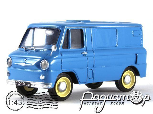 ЗАЗ-970Б «Целина» фургон (1962) 1-1-4A