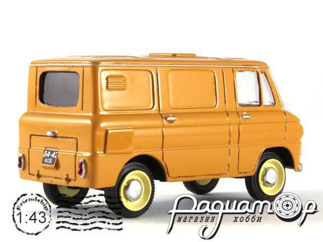 ЗАЗ-970Б «Целина» фургон (1962) 16-1B (NB)
