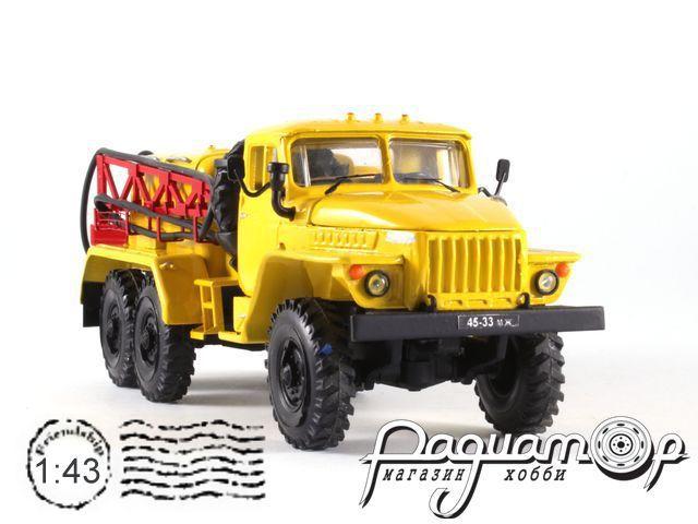 Урал-4320 АПА 5Д (1977) 5-18Y