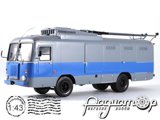 КТГ-1 грузовой фургон (1976) 18-4-1C