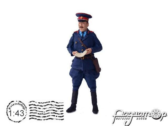 Сотрудник ОРУД ZF43006