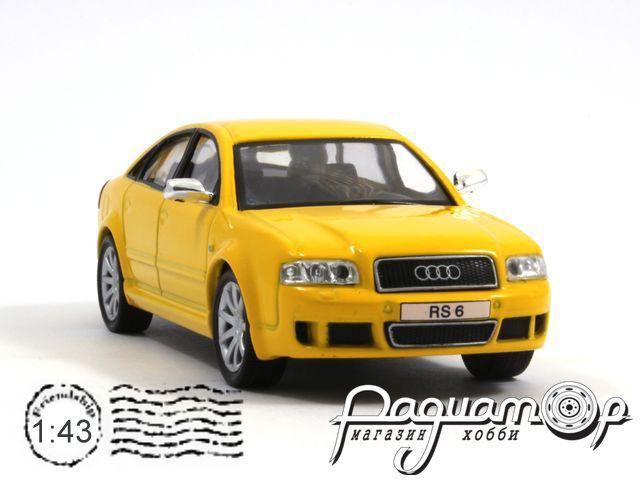 Суперкары №47, Audi RS6 (2002)