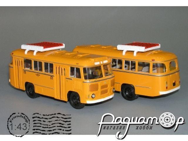 ПАЗ-672МГ газобалонный (1970) V3-04.5