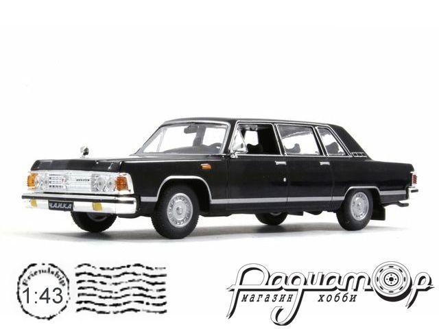 Автолегенды СССР №40, ГАЗ-14 «Чайка» (1977)