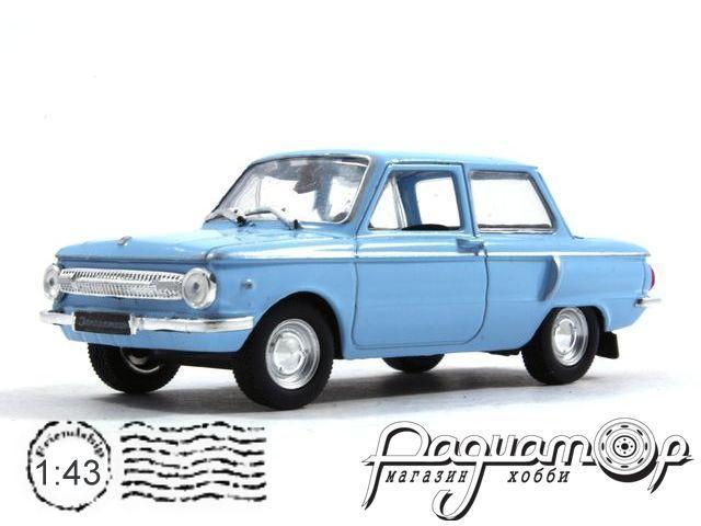 Автолегенды СССР №36, ЗАЗ-966 «Запорожец» (1967) (ZU)