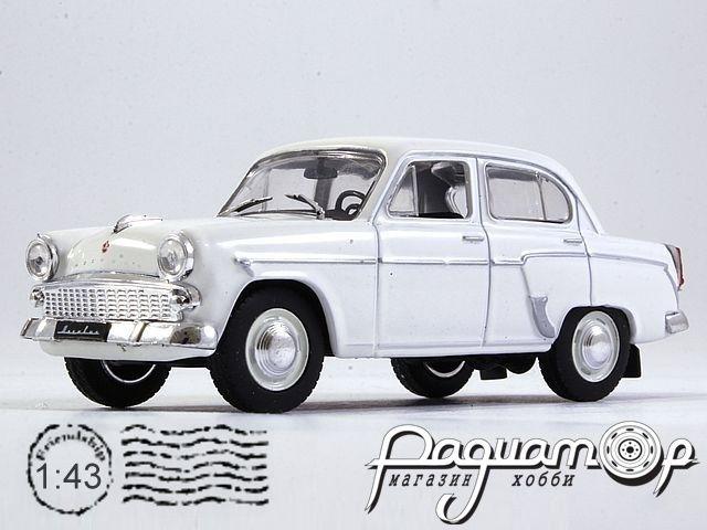 Автолегенды СССР №32, Москвич-403 (1962)