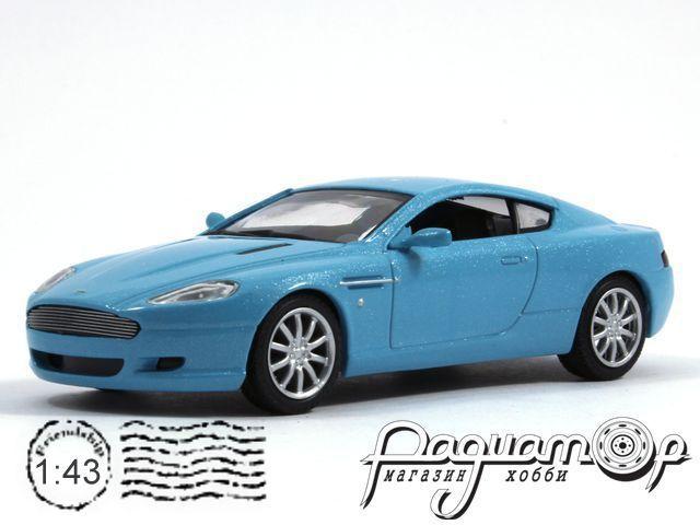 Суперкары №48, Aston Martin DB9 Vantage (2004)