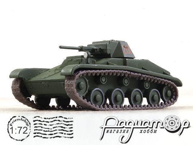 Русские танки №58, Т-60 (1941)