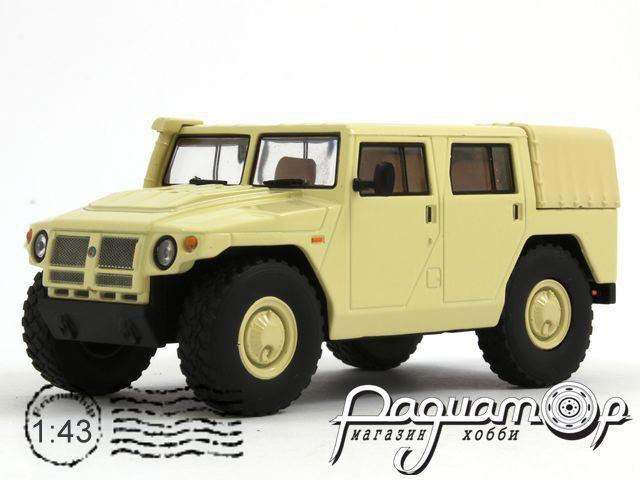 ГАЗ-233001 «Тигр» пикап (2005) SSM2001