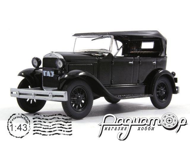 Автолегенды СССР №28, ГАЗ-А (1932)