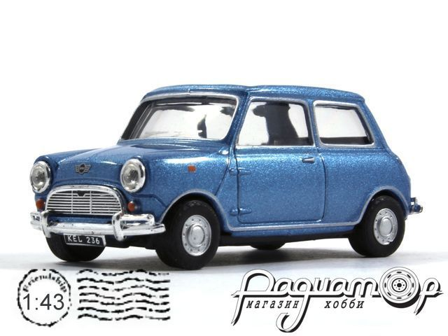 Mini Cooper (1960) 251PND-41670B (S)