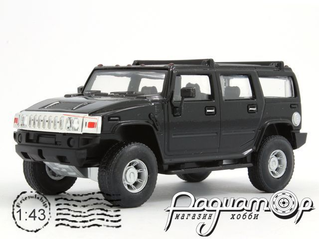 Hummer H2 SUV (2002) 433ND-0053 (L)