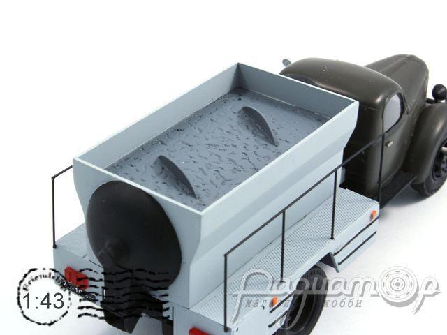 ЗиС-150 цементовоз (1950) K150-2
