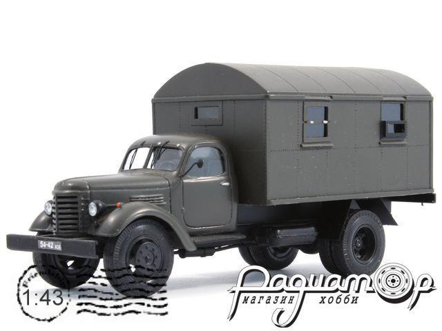 ЗиС-150 ПУП (1950) 7-2-4