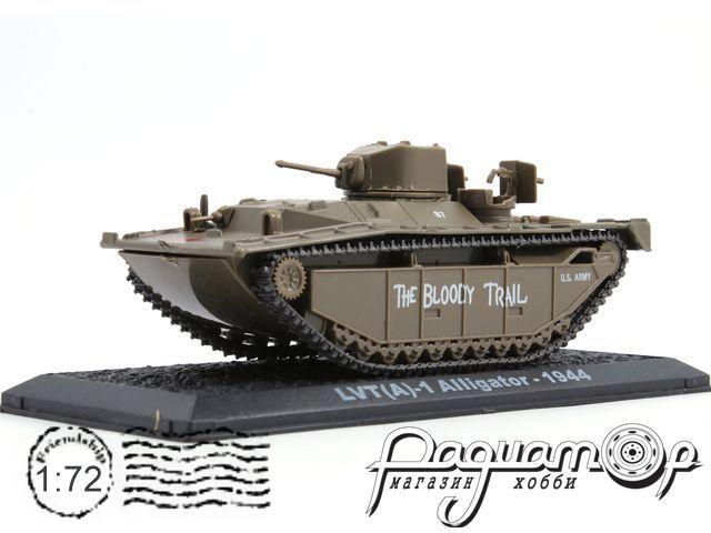 LVT(A)-1 Alligator (1944) AT002