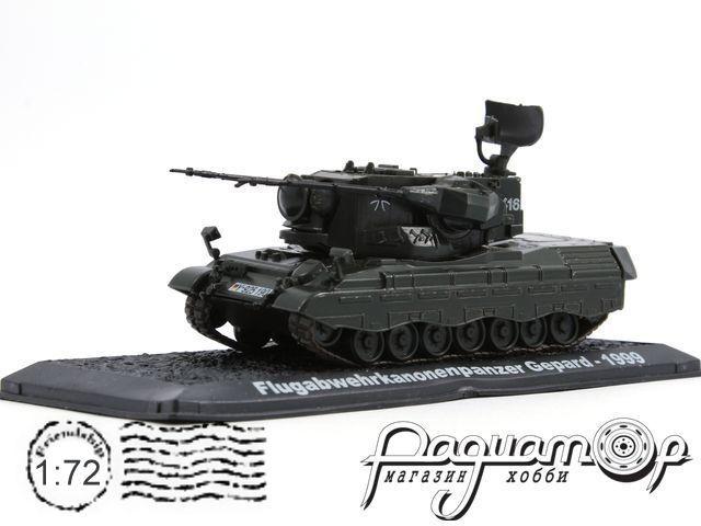 Flugabwehrkanonenpanzer Gepard (1999) AT010
