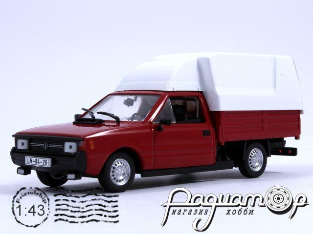 Retroautok №96, FSO Polonez Truck (1986)